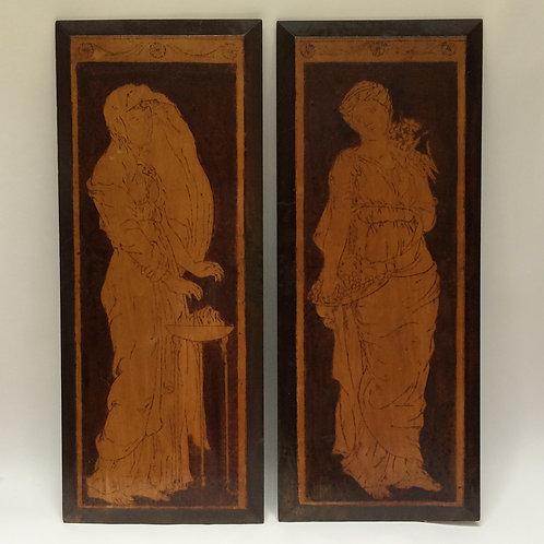 Arts And Crafts Panels