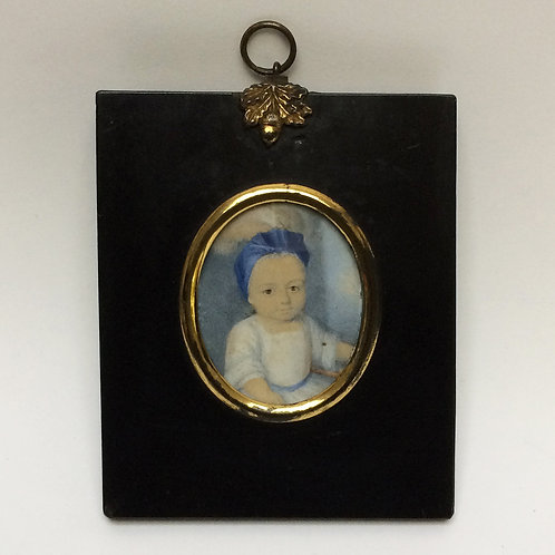 18th Century Portrait Miniature