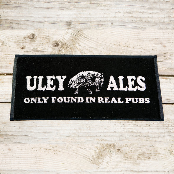 Uley Ales Bar Towel