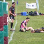 Matt Cross after his first try