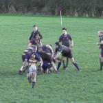 Ben Scott in clash of heads