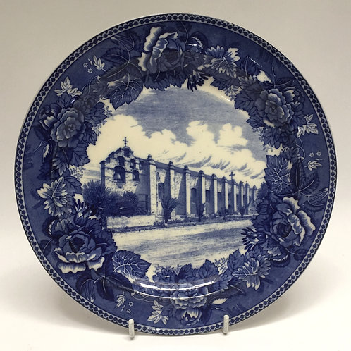 Wedgwood Plate C1900 Made For The USA