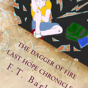 "Free Kindle Copy of ""The Dagger of Fire""!"