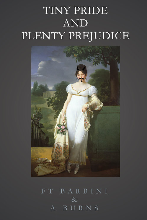Tiny Pride & Plenty Prejudice Digital
