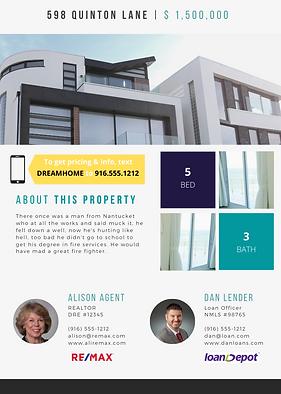 Modern House Real Estate Flyer.png