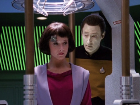 Star Trek: The Next Generation - The Offspring and the Meaning of Life