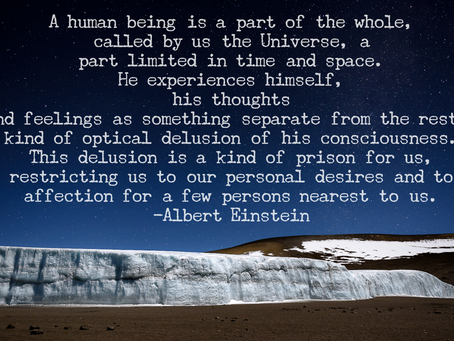 Albert Einstein's Thoughts on the Meaning of Life