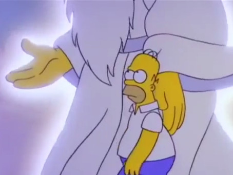 The Simpsons - Homer the Heretic