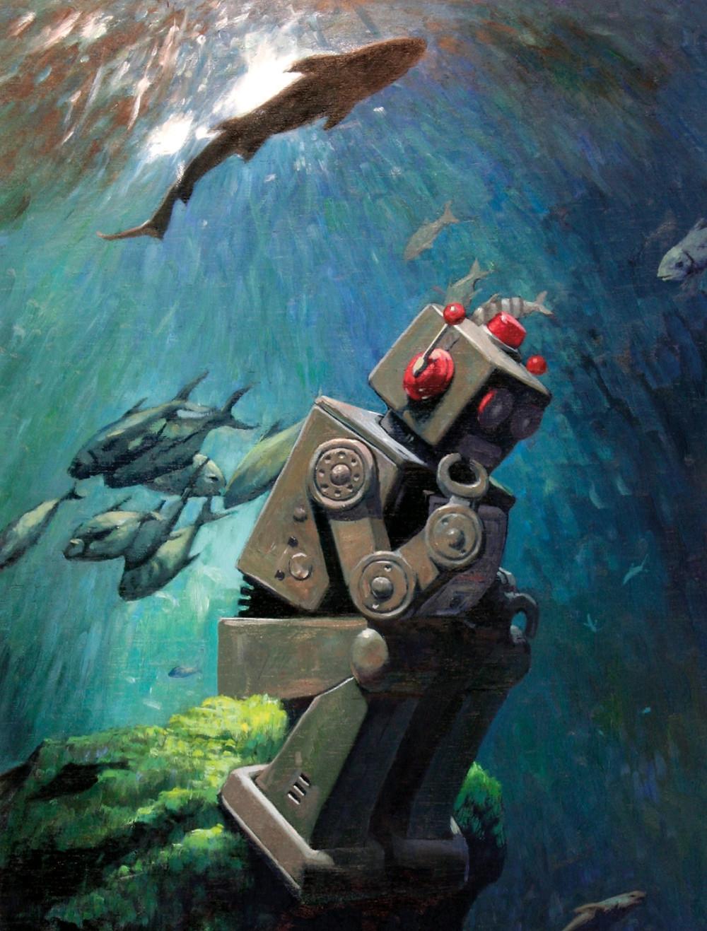 Submerged by Eric Joyner