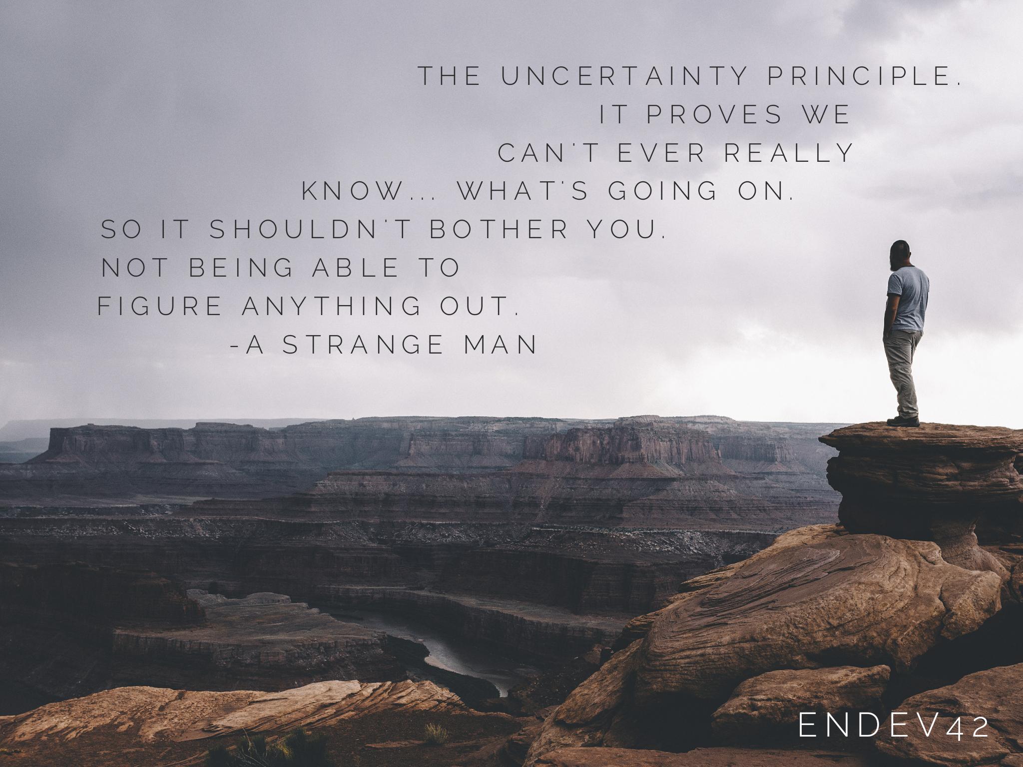A Strange Man