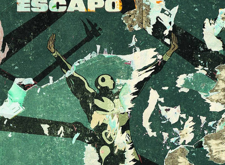 Escapo by Paul Pope - Book Review