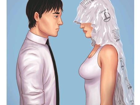 Alex + Ada - Comic Book