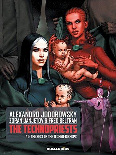 The Technopriests #5
