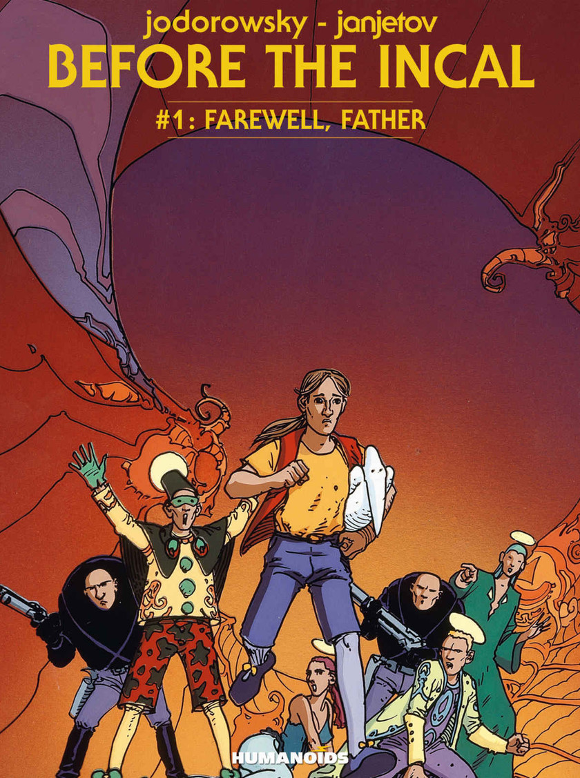 Before the Incal Vol. 1 Farewe