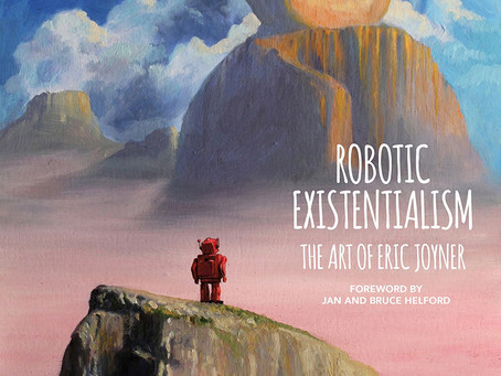 Robotic Existentialism - Comic Book Review