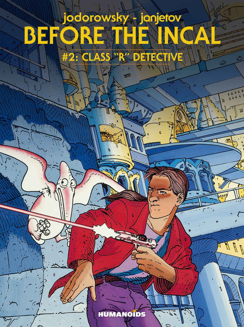 Before the Incal Vol. 2 Class