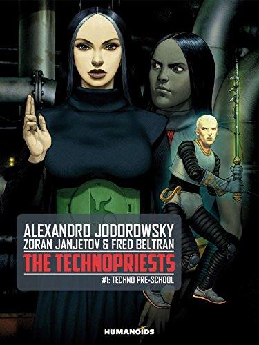 The Technopriests #1