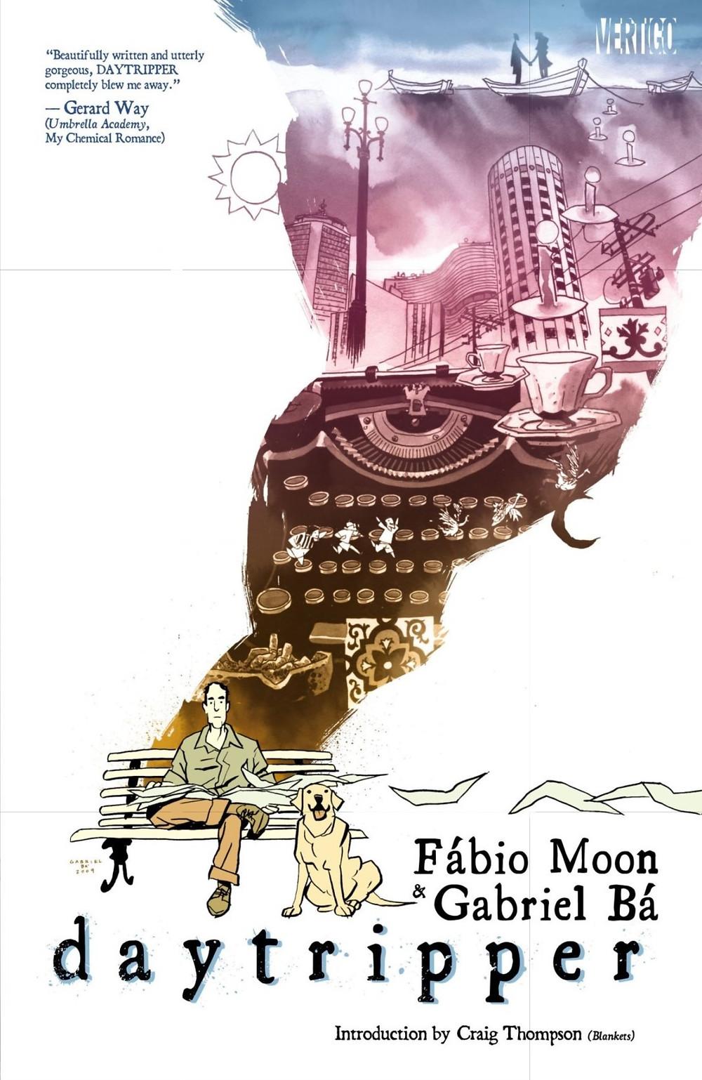 Daytripper by Fábio Moon and Gabriel Bá