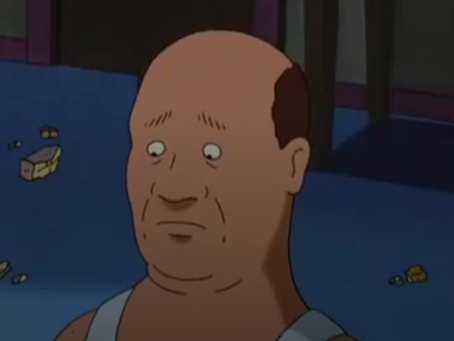 King of the Hill - The Passion of the Dauterive