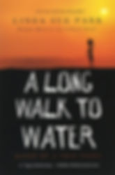 A LONG WALK TO WATER BY LINDA SUE PARK.j