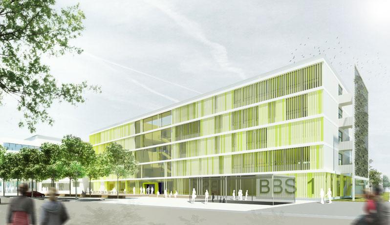 BERUFSBILDENDE SCHULE 1, WOLFSBURG