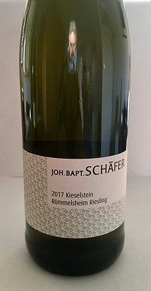 Schäfer Rümmelsheim Riesling Kieselstein 2017
