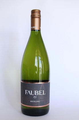 Faubel Riesling 2019 - 1 liter  Nu