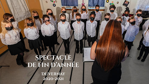 Spectacle musique Duvernay fin 20-21