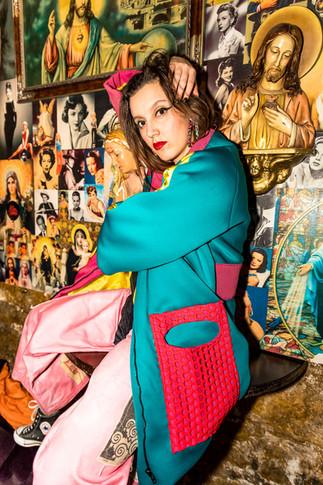 Pablo Sabater Fashion Photo Julia Lago