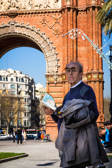 Pablo Sabater Street-Photo-Barcelona