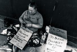 Pablo Sabater Street-Photo-homeless