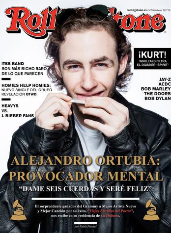 Pablo Sabater Foto Versión Personal Magazine Rolling Stone