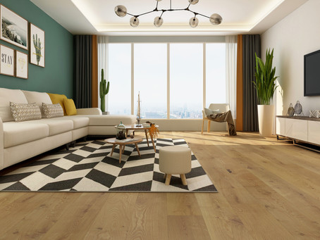 WHY CHOOSE WIDE PLANK TIMBER FLOORING?