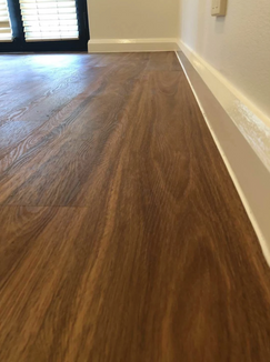 Spotted Gum - Stone Floor
