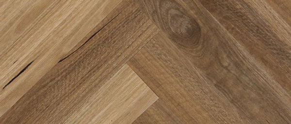 9MM HYBRID HERRINGBONE Spotted Gum