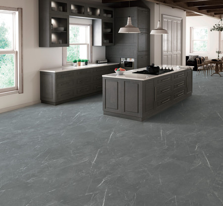 Marble Design - Platinum Grey