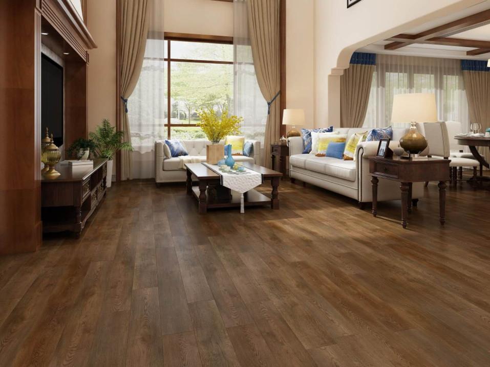 Vintage Evian Oak- Luxury