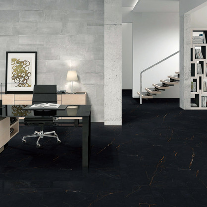 Marble Design - Nero Black