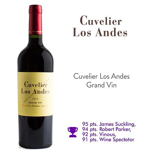 Cuvelier Los Andes Grand Vin 750 ml