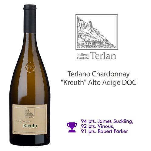 "Terlano Chardonnay ""Kreuth"" Alto Adige DOC 750 ml"