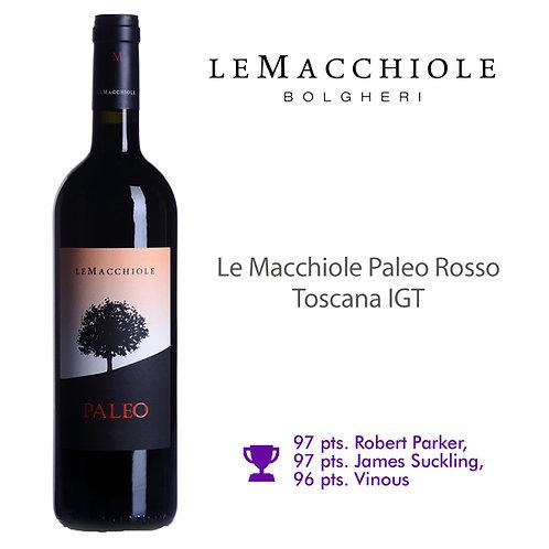 Le Macchiole Paleo Rosso Toscana IGT 750 ml