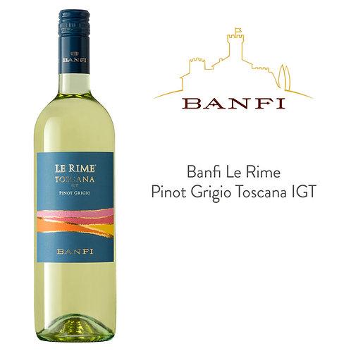 Banfi Le Rime Pinot Grigio Toscana IGT 750 ml