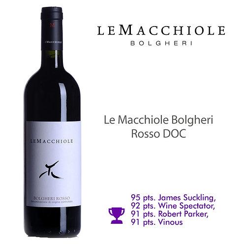 Le Macchiole Bolgheri Rosso DOC 750 ml