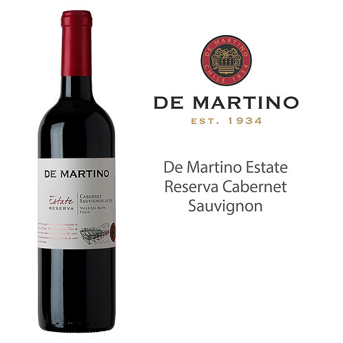 De Martino Estate Reserva Cabernet Sauvignon 750 ml