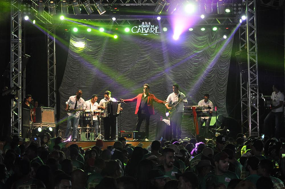 Homens de Cabaré - 6ª Curral Fest