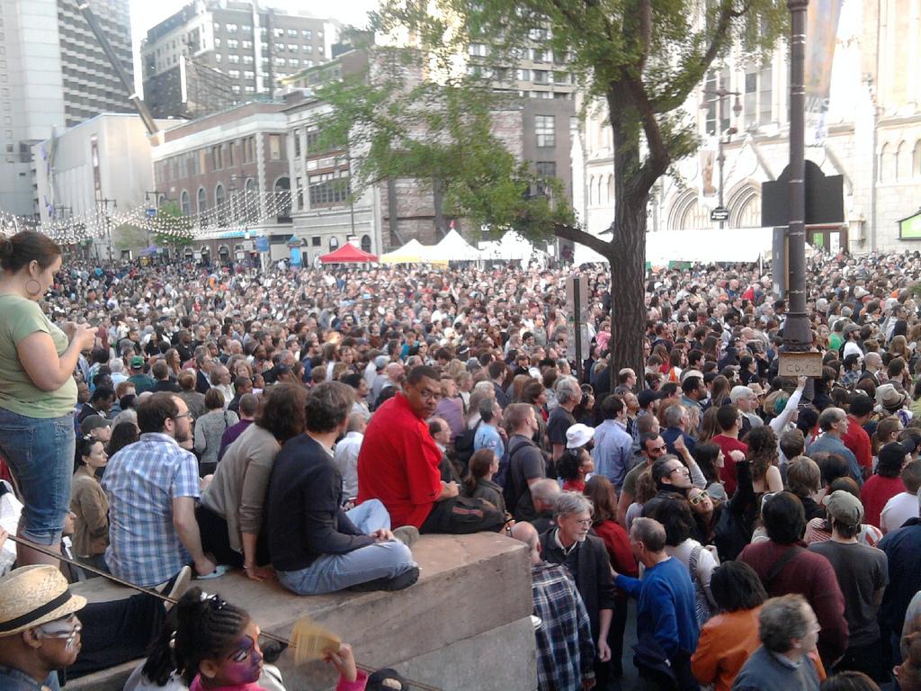 Crowd I