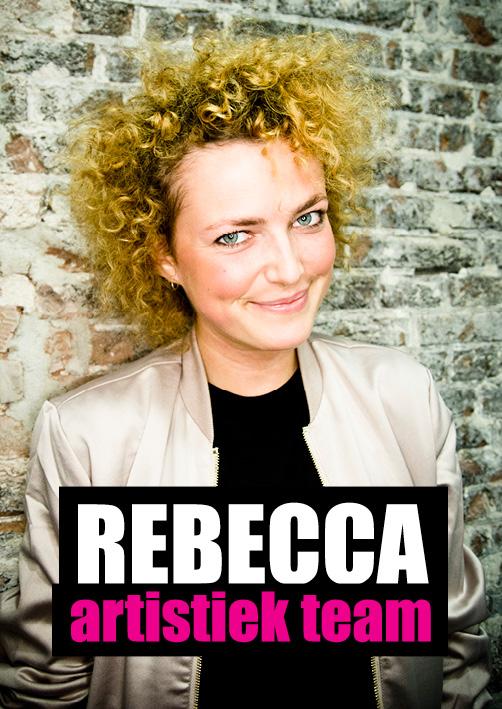 Organisatie-Rebecca Trouwee