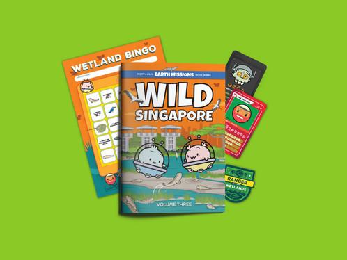 Wild Singapore Volume 3 Set
