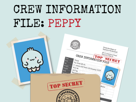 Peppy's Crew Information File