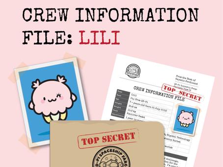 Lili's Crew Information File